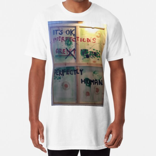 Imperfections  Long T-Shirt