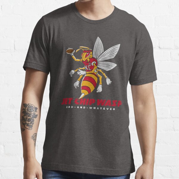 KC Jet Chip Wasp Essential T-Shirt