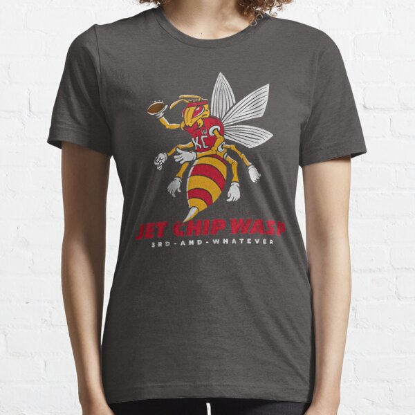 KC Jet Chip Wasp Essential T-Shirt