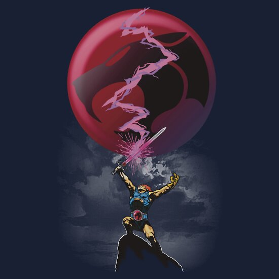 TShirtGifter presents: EPIC THUNDER SWORD SCENE