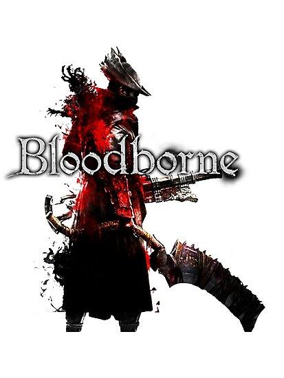 Bloodborne - Hunter by CataRedBubble