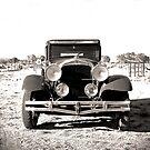 Vintage Hudson by Glennis  Siverson