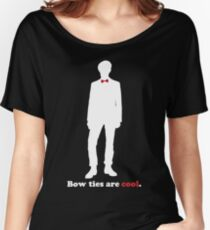 Bow Ties Are Cool Women's Relaxed Fit T-Shirt