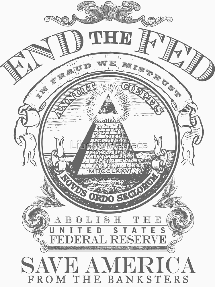 End the Fed Shirt | Unisex T-Shirt
