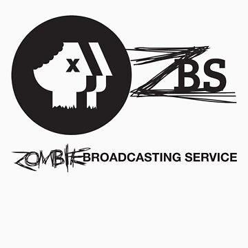 Zombie Broadcasting Service by macmarlon