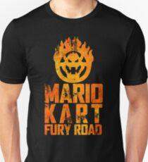 Mario Kart Fury Road Unisex T-Shirt