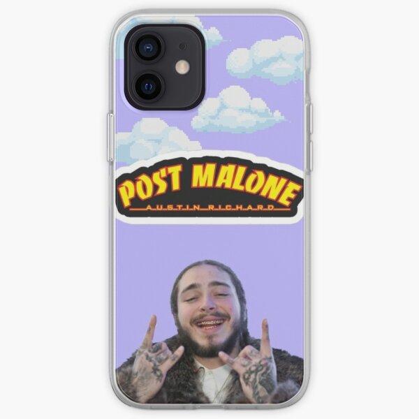 post malone phone case iPhone Soft Case