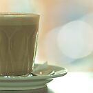 early morning melbourne latte ................ by deborah brandon