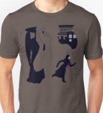 Run Sally Sparrow! Unisex T-Shirt