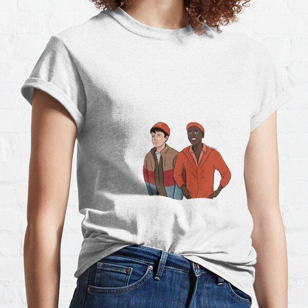 Otis and Eric Sex Education Classic T-Shirt
