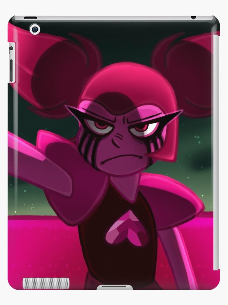 Evil Spinel Scene Fanart Steven Universe The Movie Ipad Case Skin By Heartcandii Redbubble