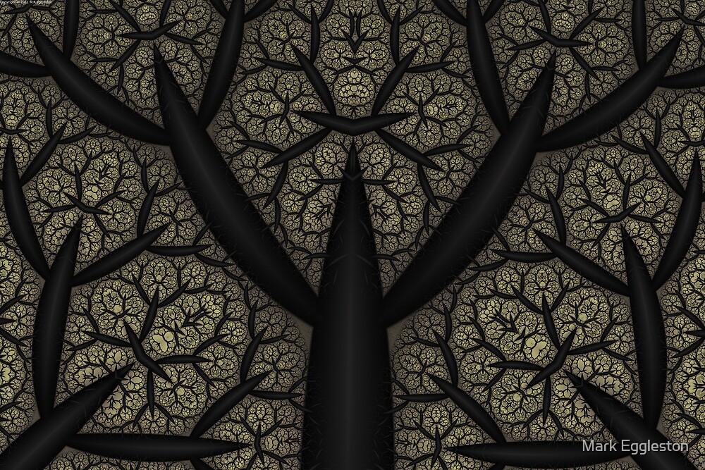 Dark Undergrowth by Mark Eggleston