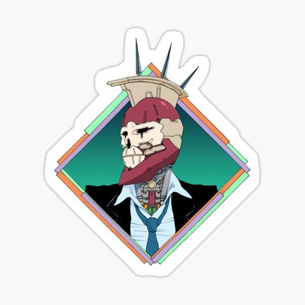 Colfax Jones Color Sticker Sticker