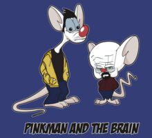 Pinkman and the brain - Breaking Bad/ Pinky and the brain