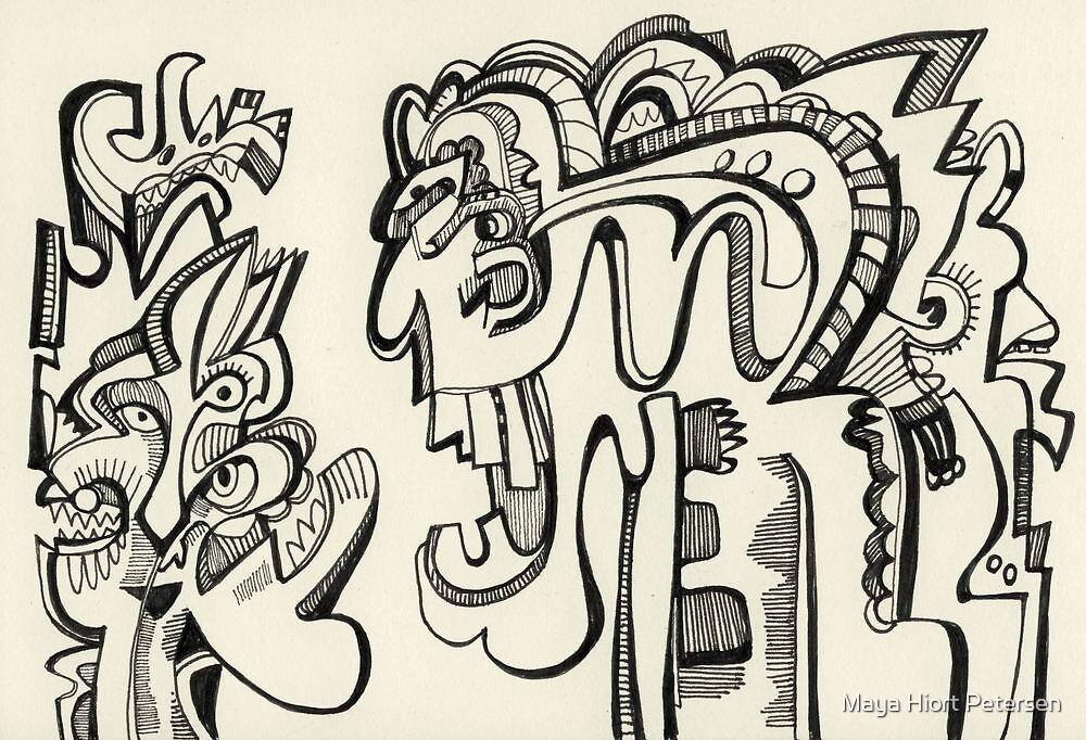 Politics by Maya Hiort Petersen