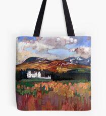 Blair Castle Tote Bag