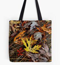 Just A Leaf Tote Bag