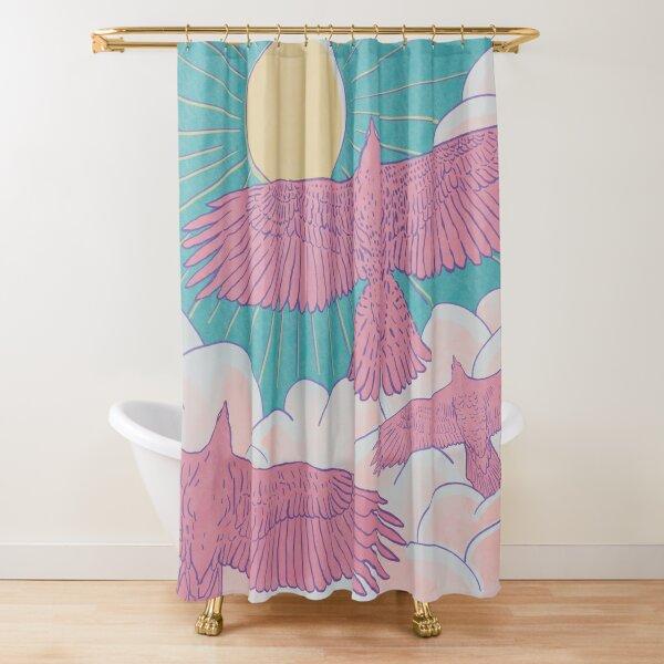 Watch Us Soar Shower Curtain