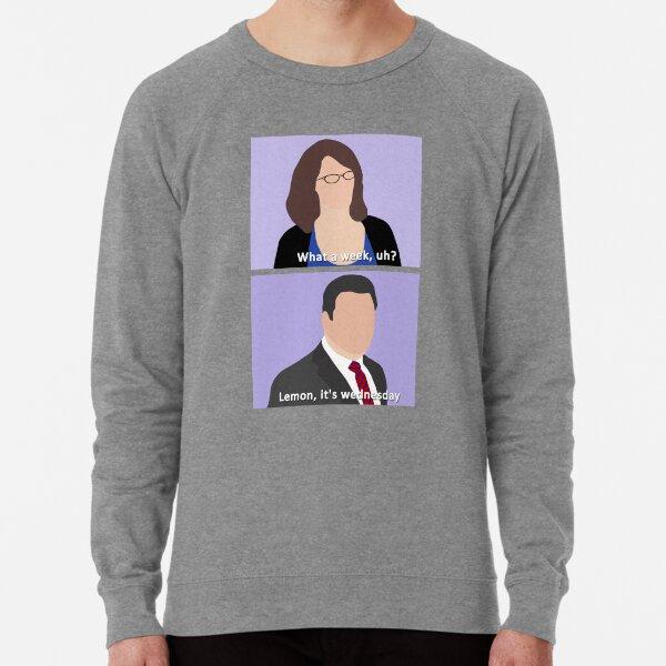 lemon its wednesday Lightweight Sweatshirt