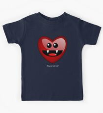 EAT YOUR HEART OUT Kids Tee