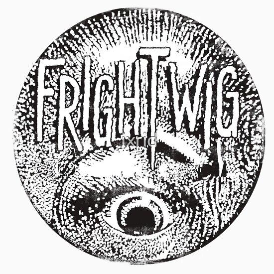 TShirtGifter presents: Frightwig (Kurt Cobain)