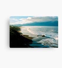 Moonstone Beach, Cambria Canvas Print