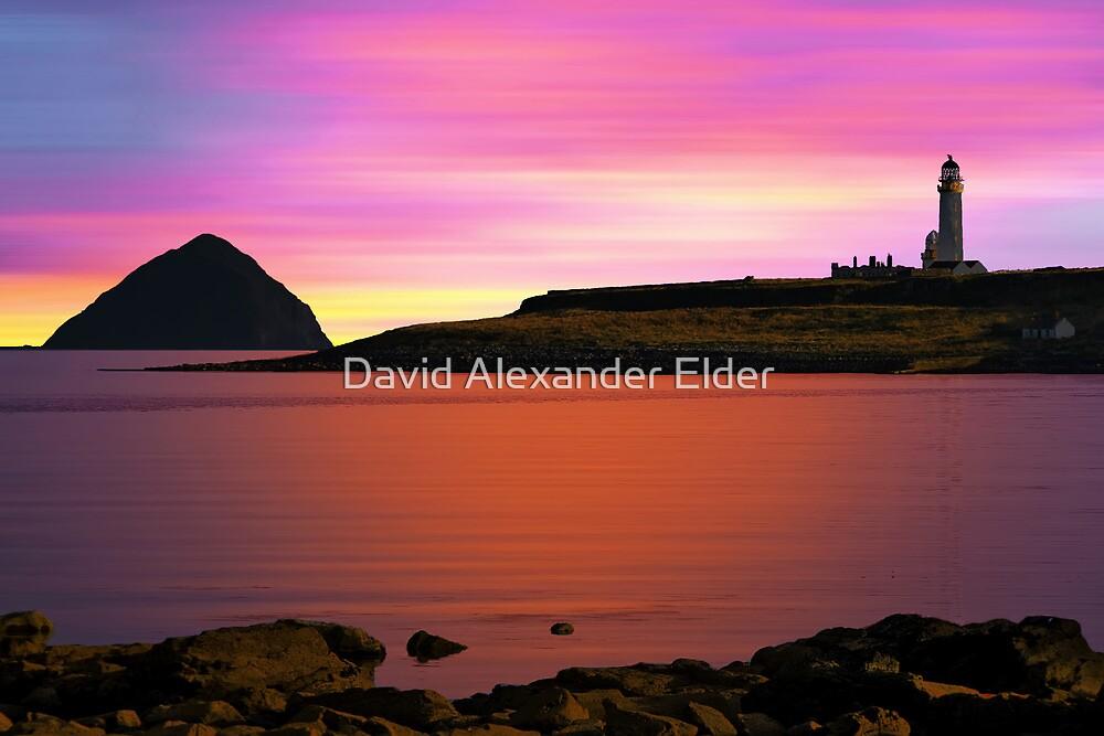 Clyde Morning by David Alexander Elder