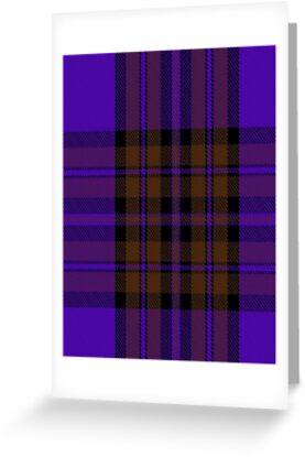 00832 West Coast WM 1684-2  Tartan  by Detnecs2013