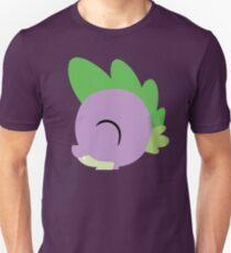 Spike silhouette (No boarder) Unisex T-Shirt