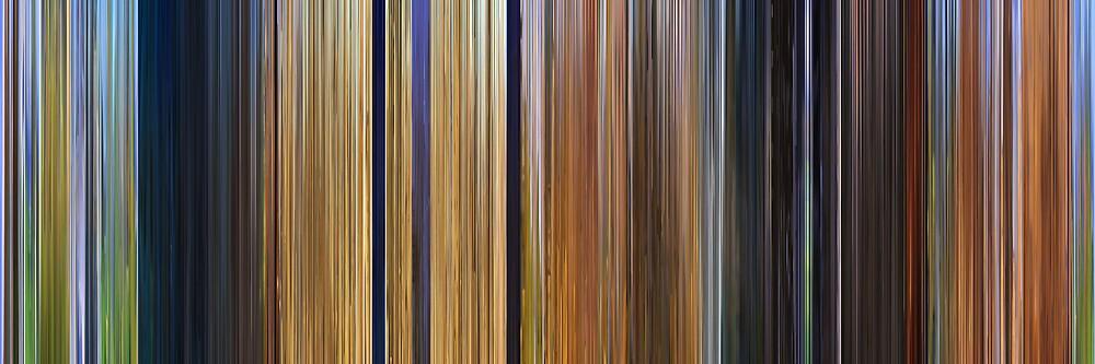 Moviebarcode: Spirit: Stallion of the Cimarron (2002) by moviebarcode