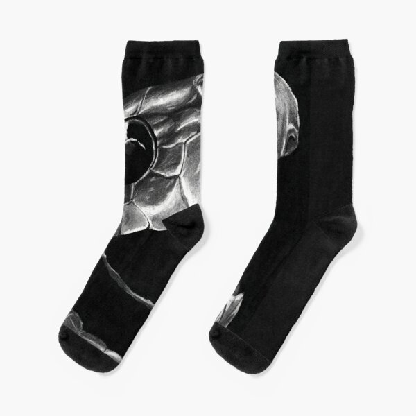 Black Mamba Socks