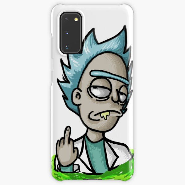 Rick Samsung Galaxy Snap Case