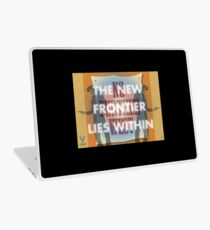The New Frontier Lies Within Laptop Skin