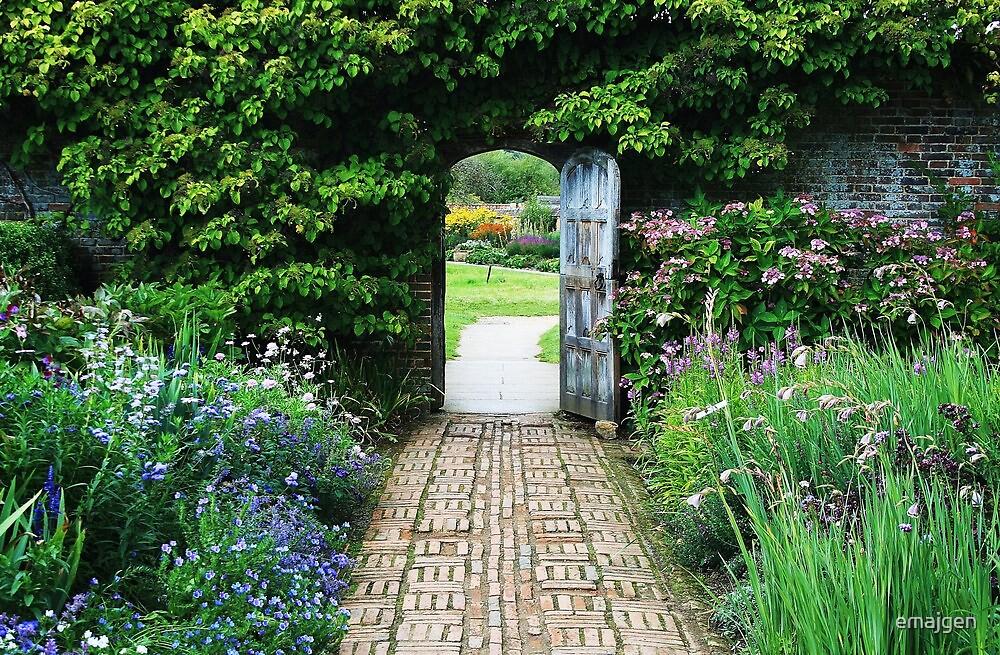 Secret Garden by emajgen