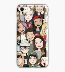 Youtubers iPhone Case/Skin