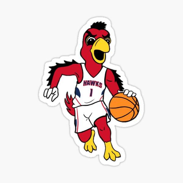 Atlanta Hawks Sticker