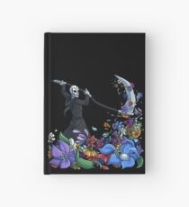 You Can't Sprout Manny Calavera Hardcover Journal