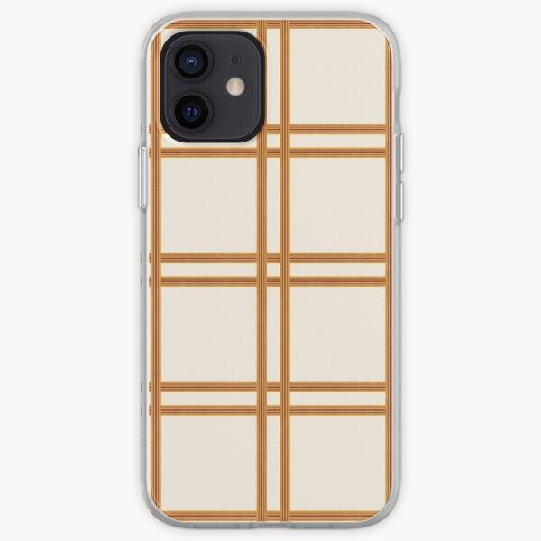 Motif vérifié Coque souple iPhone