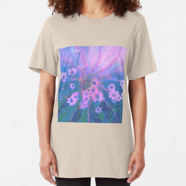 Summer morning Slim Fit T-Shirt
