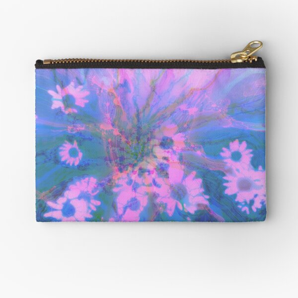 Summer morning Zipper Pouch