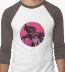 EVA 01 - Evangelion T-shirt / Poster / Phone case / Mug Men's Baseball ¾ T-Shirt