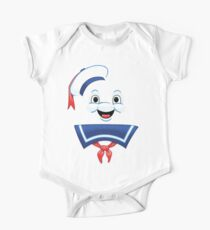 Mr. Marshmallow Destruction (Happy Version) Kids Clothes