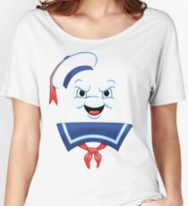 Mr. Marshmallow Destruction Women's Relaxed Fit T-Shirt