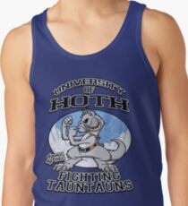 Fighting Tauntauns Tank Top