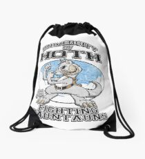 Fighting Tauntauns Drawstring Bag