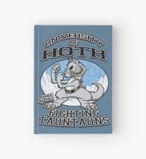 Fighting Tauntauns Hardcover Journal