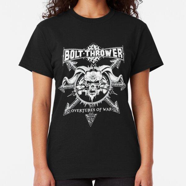 Bolt Thrower - Overtures of War Classic T-Shirt