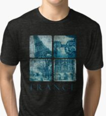 Old France Tri-blend T-Shirt