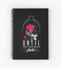 Enchanted Rose. Spiral Notebook