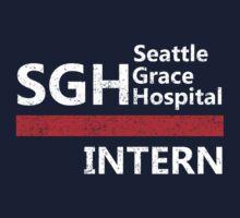 Seattle Grace Hospital Intern